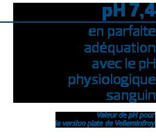 L'eau de Velleminfroy a un pH neutre