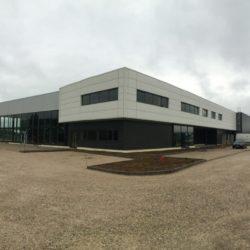 Photo ensemble du site de production Velleminfroy