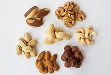 Parmi les aliments riches en magnésium figurent les oléagineux