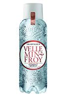 L'eau pétillante de Velleminfroy est idéale pour vos repas de fêtes !