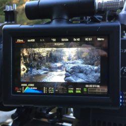 Camera tournage publicité Velleminfroy