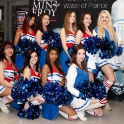 Cheerleaders Velleminfroy Scorpions Mulhouse