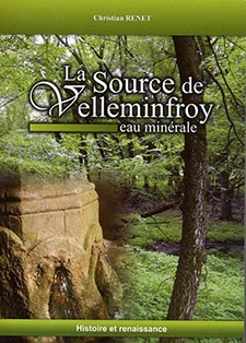 Couverture du livre de Christian Renet sur Velleminfroy