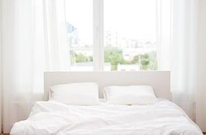 En géobiologie, l'emplacement du lit joue un rôle primordial sur la santé et le bien-être.