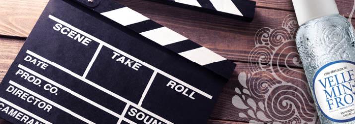 Préparatif tournage publicité de Velleminfroy