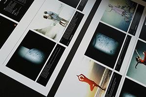 Un storyboard a été créé en amont du tournage du film publicitaire de Velleminfroy