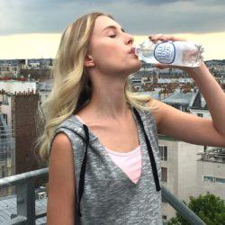 Tournage mannequin eau de velleminfroy