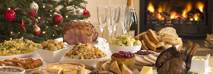 Comment mieux digérer les repas de lendemains de fêtes