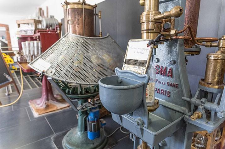 Visite guidée du musée de l'Eau de Velleminfroy