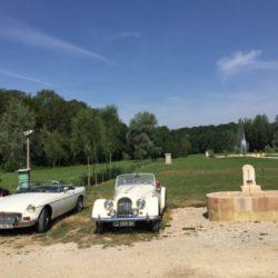 Photo de voitures anciennes