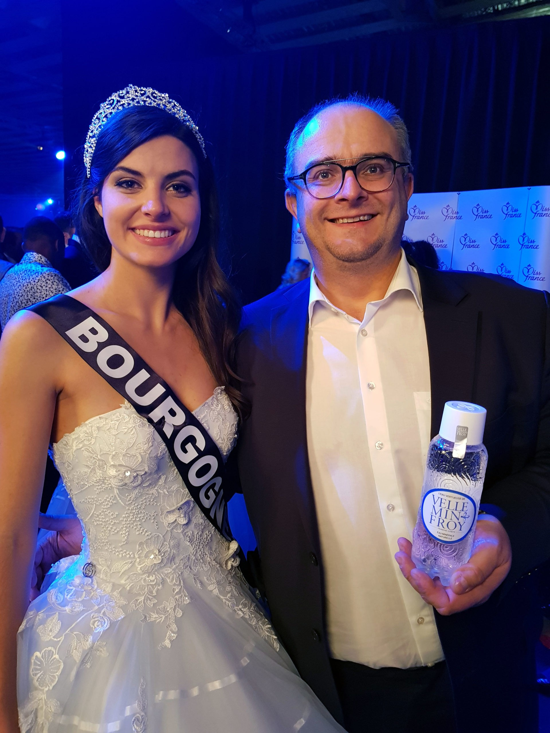 Miss bourgogne 2018 Coline Tourret