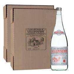 <span>Vintage 2</span> - Eau Minérale Pétillante bouteilles en verre 2 cartons de 6 x 1 L