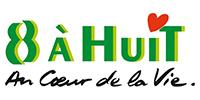 Logo 8 à huit