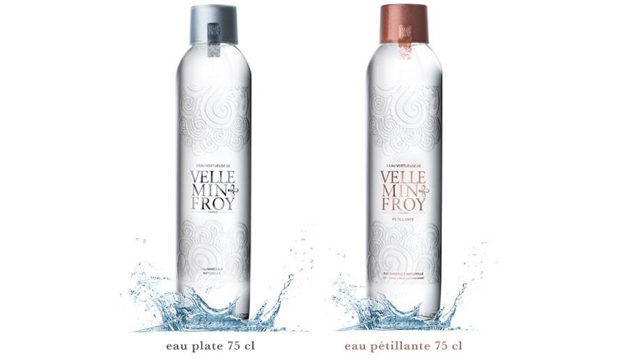Gamme eau prestige Velleminfroy
