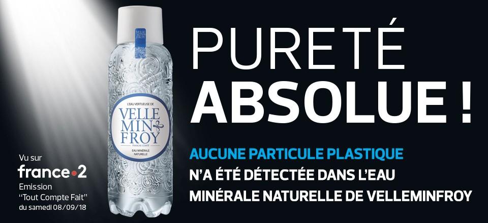 Pureté absolue Velleminfroy Vu sur France 2