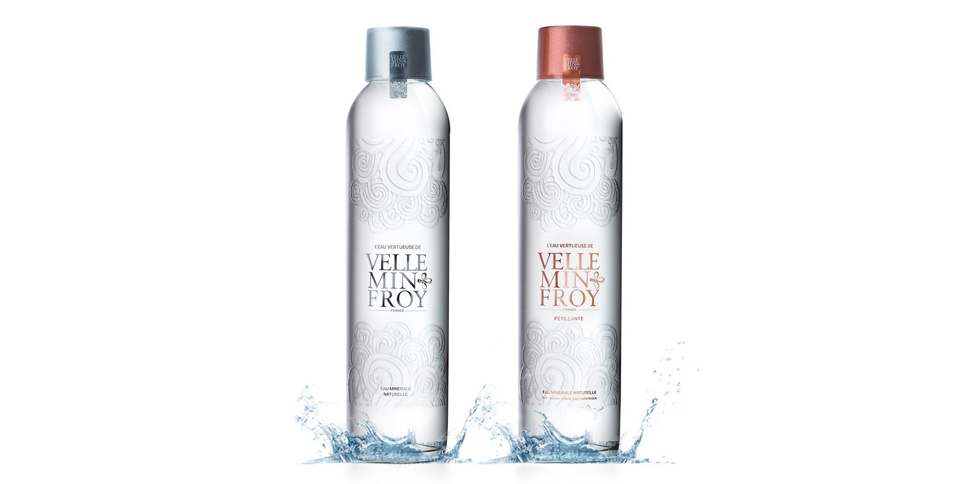 Bouteilles mixtes gamme verre Velleminfroy