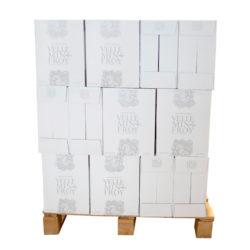 1/2 palette PRESTIGE - Bouteille verre eau plate 39 cartons de 6 x 0,75 litre